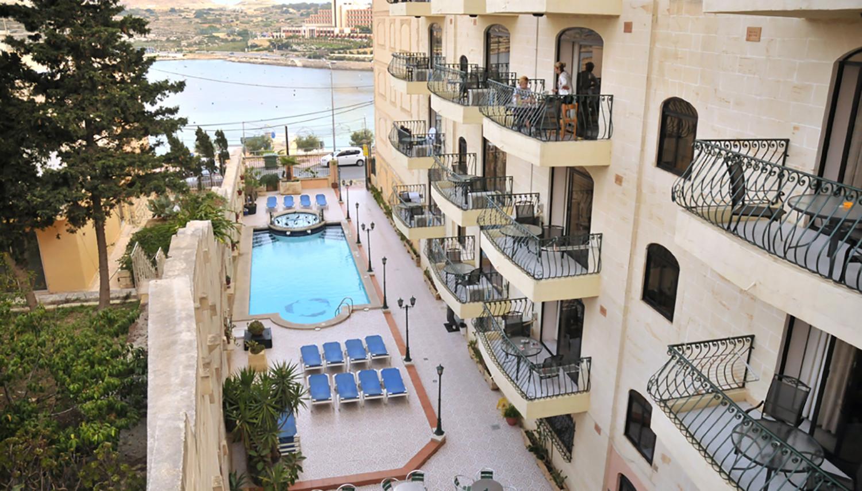 White Dolphin Holiday Complex (Valletta, Malta)