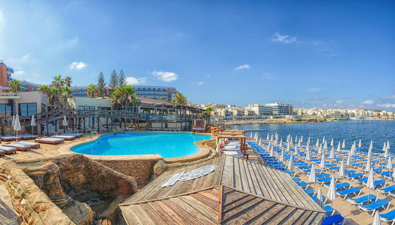 Dolmen Resort (Valletta, Malta)