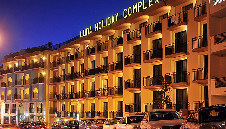 Luna Holiday Complex (Valletta, Malta)
