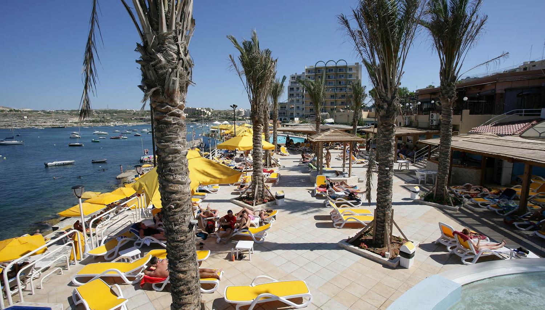 Sunny Coast Resort & Spa (Valletta, Malta)
