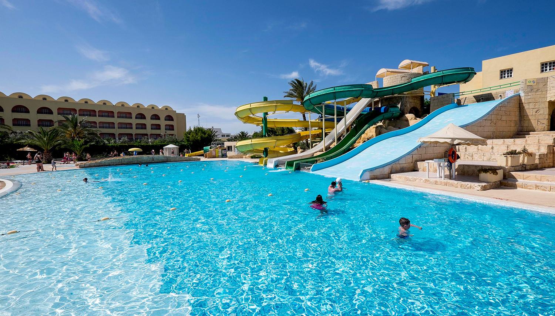 Houda Golf & Beach Club (Enfidha, Tuneesia)