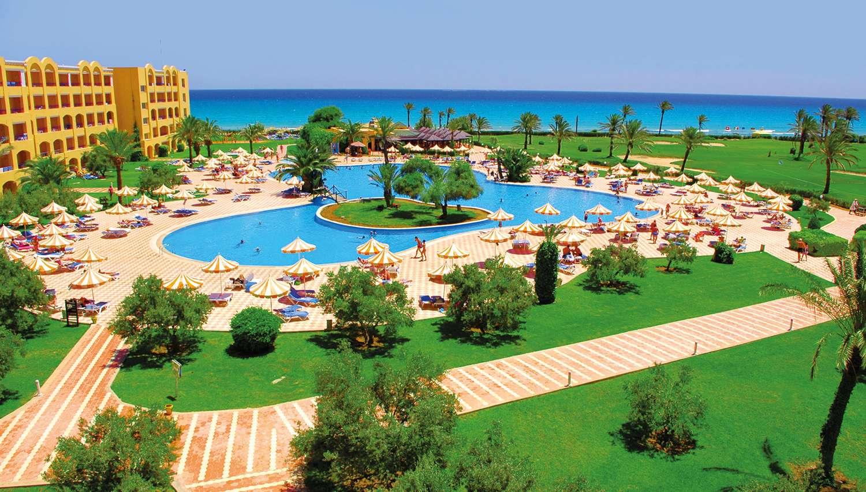 Nour Palace Resort & Thalasso (Enfidha, Tunisija)