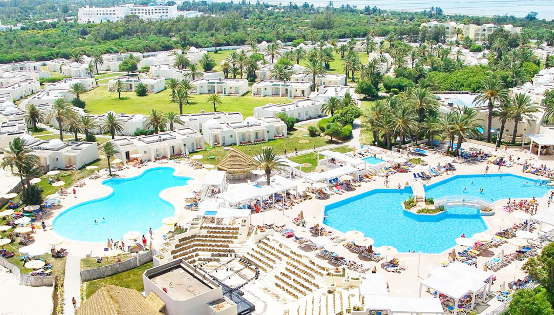 One Resort Aqua Park & Spa (Enfidha, Tunisija)