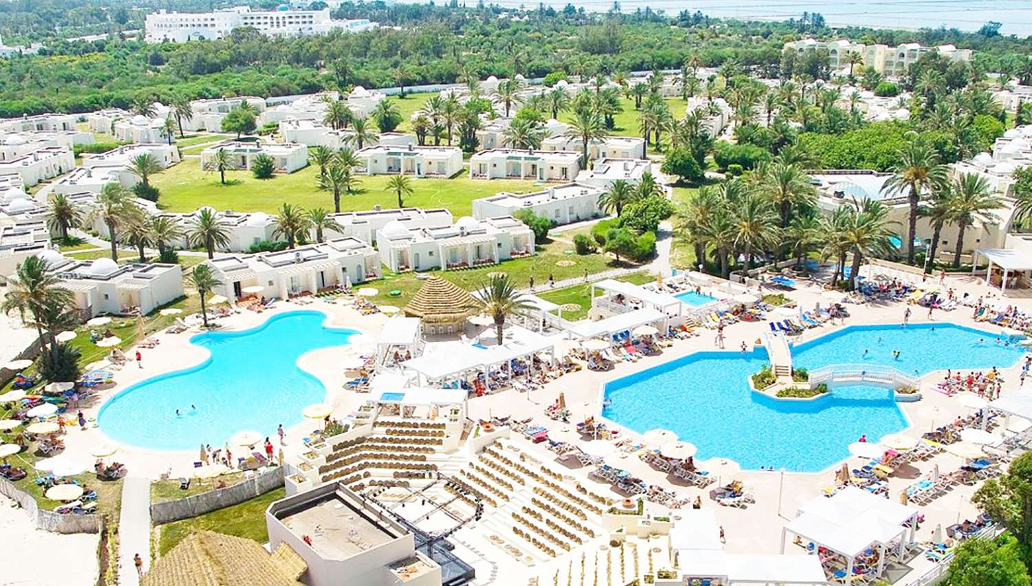 One Resort Aqua Park & Spa (Enfidha, Tunisija)