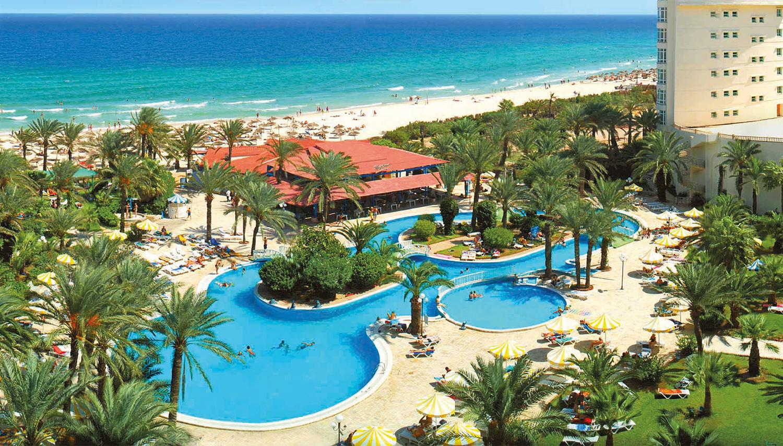 Riadh Palms Resort & Spa (Enfidha, Tuneesia)