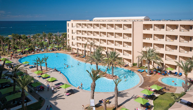 Sentido Rosa Beach (Enfidha, Tuneesia)