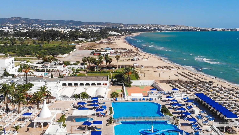 """Attēlu rezultāti vaicājumam """"Samira Club Spa & Aqua Park TUNISIJA, ENFIDA, HAMMAMETA"""""""