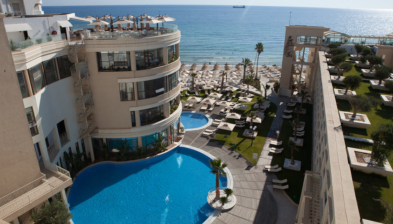Sousse Palace Hotel & Spa (Enfidha, Tunisija)