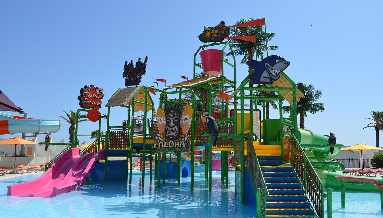 Thalassa Sousse Resort & Aqua Park (Enfidha, Tuneesia)