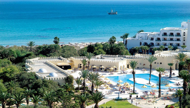 Jaz Tour Khalef Thalasso & Spa (Enfidha, Tuneesia)