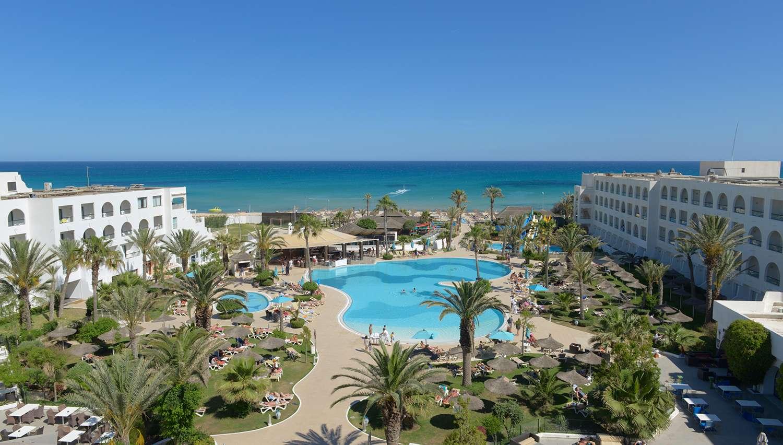 Vincci Nozha Beach (Enfidha, Tunisija)