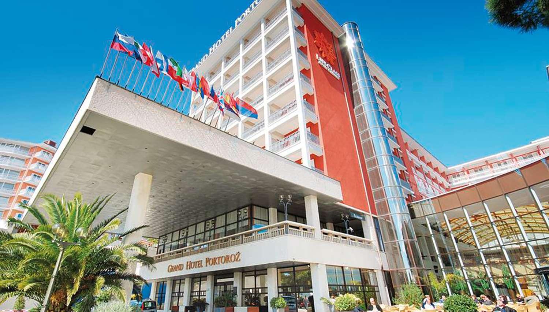 new release super popular size 40 Grand Hotel Portoroz hotel (Portoroz, Slovenia) | NOVATURAS