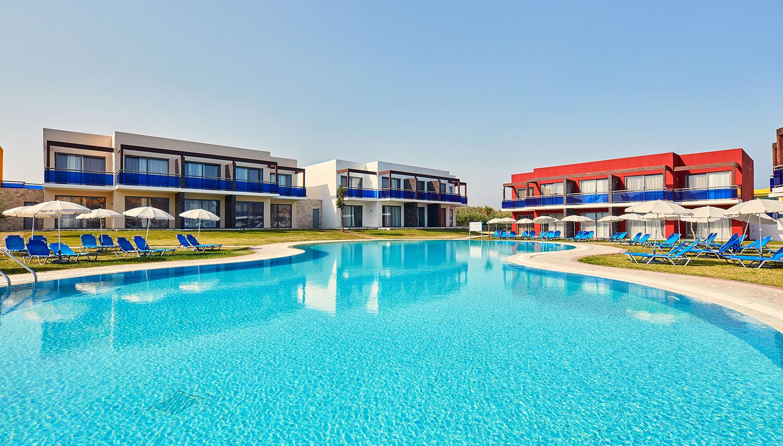 All Senses Nautica Blue Exclusive Resort &SPA (Rhodos, Kreeka)