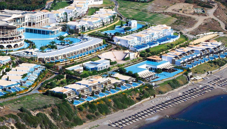 Atrium Prestige Thalasso SPA Resort & Villas (Rodas sala, GrieÄ·ija)