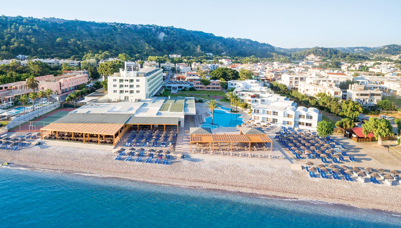 Avra Beach Resort (Rodas sala, GrieÄ·ija)
