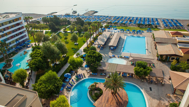 Esperides Beach Family Resort (Rodas sala, GrieÄ·ija)