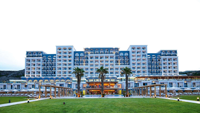 Mitsis Alila Resort & Spa (Rodas sala, GrieÄ·ija)