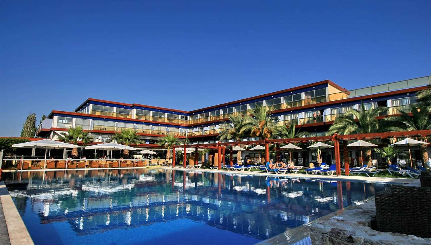 278a6ca5f38 All Senses Ocean Blue Seaside Resort & SPA hotell (Rhodos, Kreeka ...