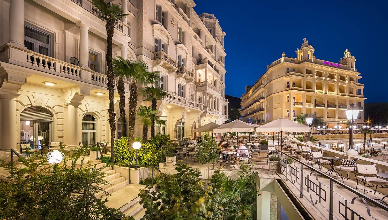 Remisens Premium Grand Hotel Palace (Rijeka, Horvātija - Slovēnija)