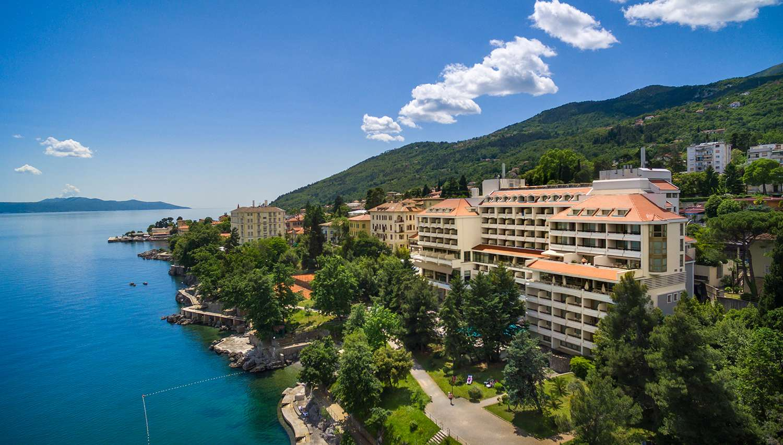 Remisens Hotel Excelsior (Rijeka, Horvātija - Slovēnija)