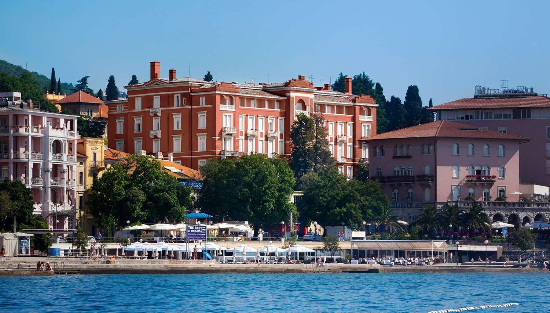 Remisens Premium Heritage Hotel Imperial (Rijeka, Horvātija - Slovēnija)