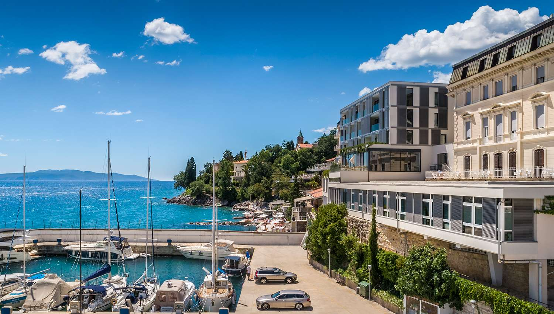 Smart Selection Hotel Istra (Rijeka, Horvātija - Slovēnija)