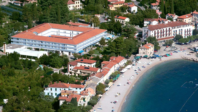 Remisens Hotel Marina (Rijeka, Horvātija - Slovēnija)