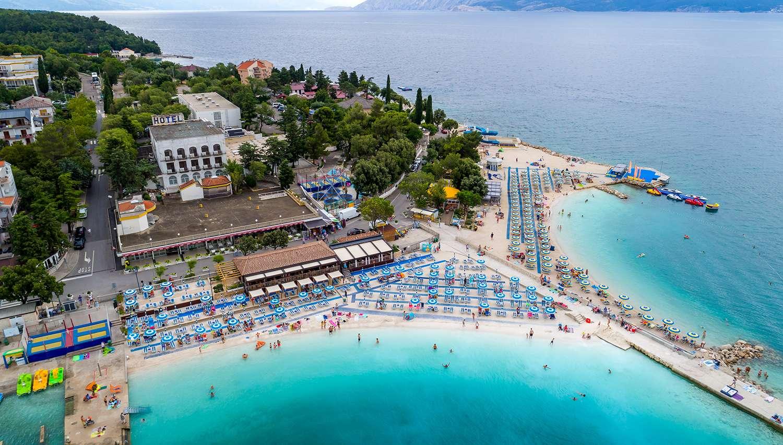 Slaven Hotel (Rijeka, Horvātija - Slovēnija)