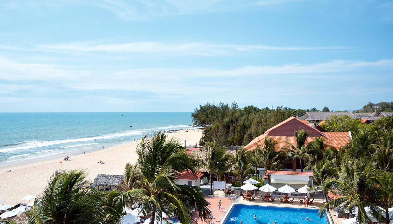 Dessole Beach Resort (Ho Åi Mins, Vjetnama)