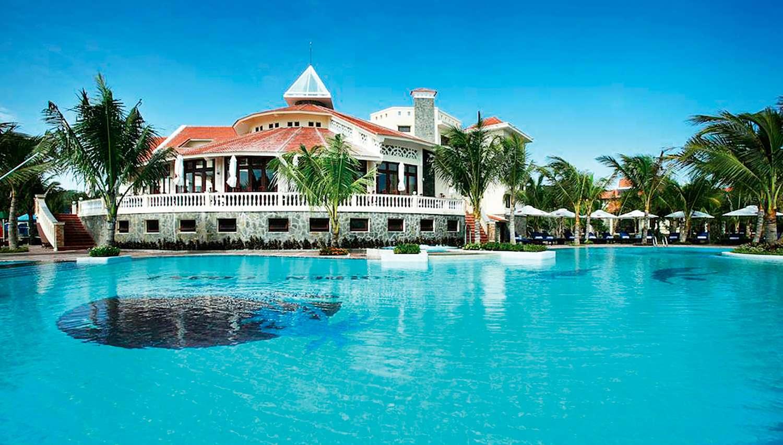 Golden Coast Resort & Spa (Ho Åi Mins, Vjetnama)