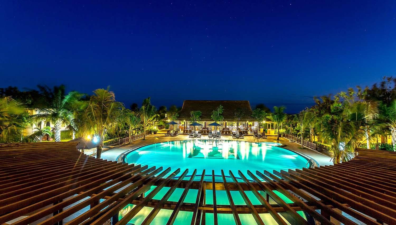 Lotus Muine Resort & Spa (Ho Åi Mins, Vjetnama)