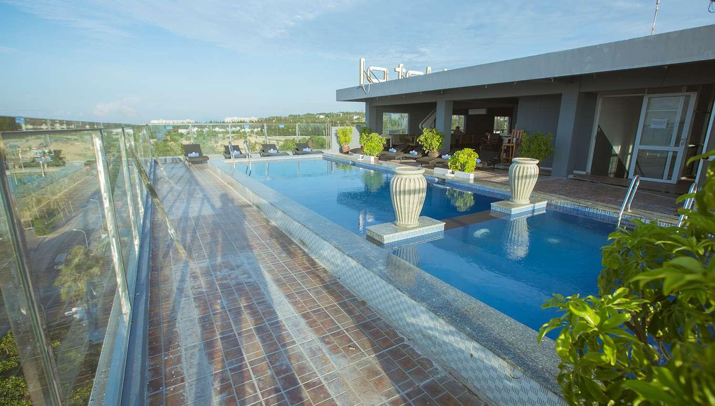 Muine Boutique Resort (Ho Åi Mins, Vjetnama)