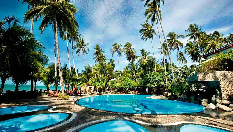 Oriental Pearl Beach Resort & Spa (Ho Åi Mins, Vjetnama)