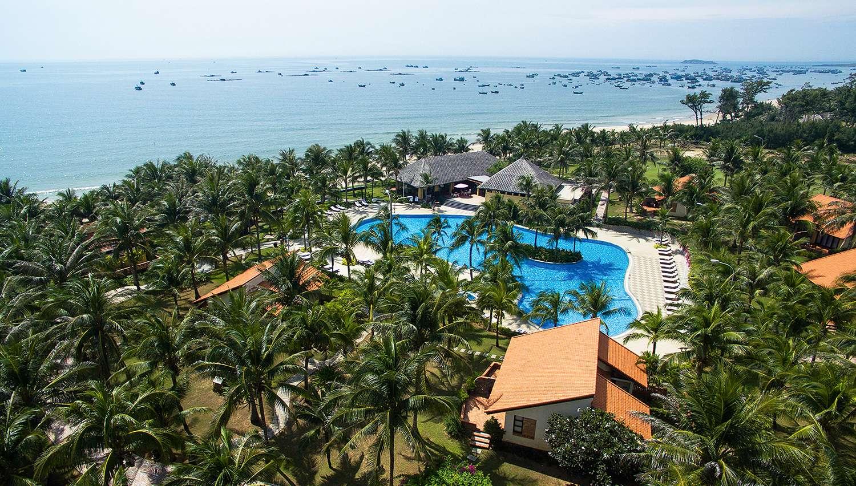Pandanus Resort (Ho Åi Mins, Vjetnama)
