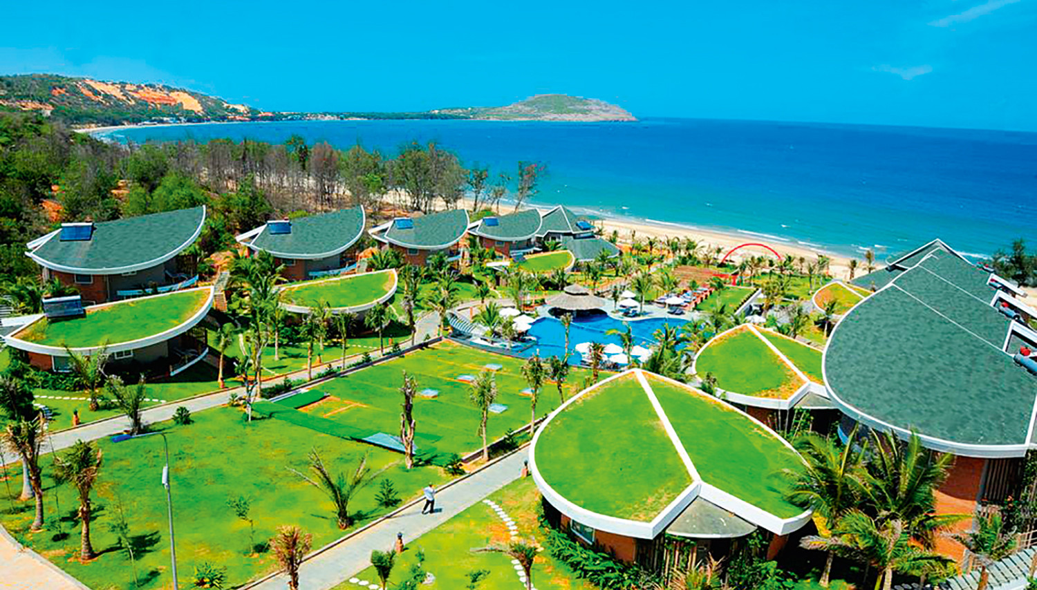 Hotel Sandunes Beach Resort 4 (Vietnam, Phan Thiet): review, rooms and reviews of tourists 87