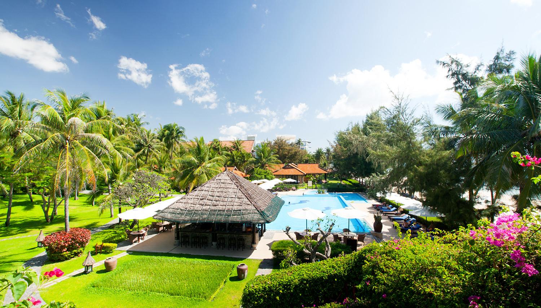 Seahorse Resort & Spa (Ho Åi Mins, Vjetnama)