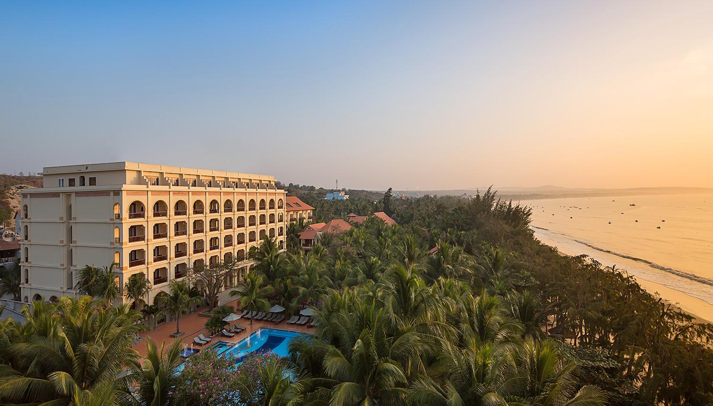 Sunny Beach Resort Phan Thiet (Ho Åi Mins, Vjetnama)
