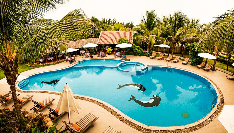 TTC Resort Premium Ke Ga (Ho Åi Mins, Vjetnama)