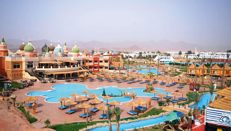 Pickalbatros Aqua Blue Resort Sharm El Sheikh