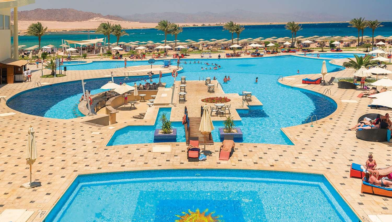 Barcelo Tiran Sharm (Šarm El Šeiha, Ēģipte)