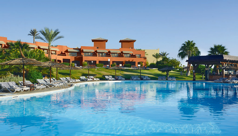 Coral Sea Holiday Village Resort (Šarm El Šeiha, Ēģipte)