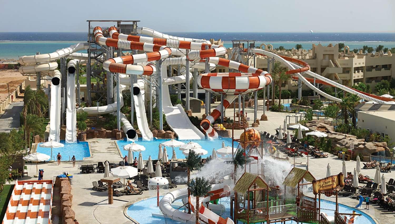 Coral Sea Waterworld (Šarm El Šeiha, Ēģipte)