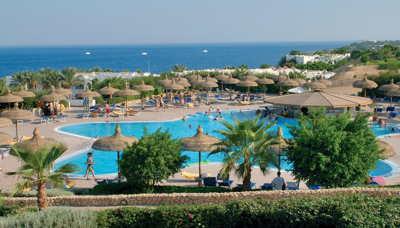 Domina Hotel & Resort El Sultan (Šarm El Šeiha, Ēģipte)