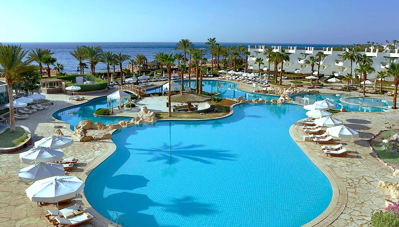 Hilton Sharm Waterfalls Resort (Sharm el Sheikh, Egiptus)