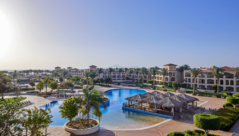 Jaz Mirabel Beach Resort (Šarm El Šeiha, Ēģipte)
