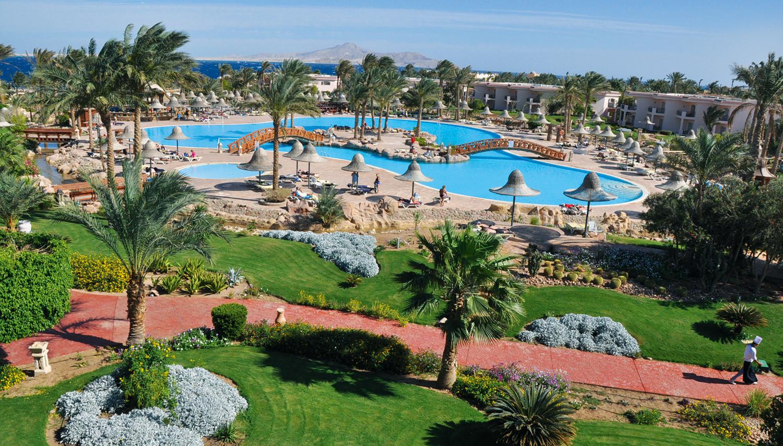 Parrotel Beach Resort (Sharm el Sheikh, Egiptus)
