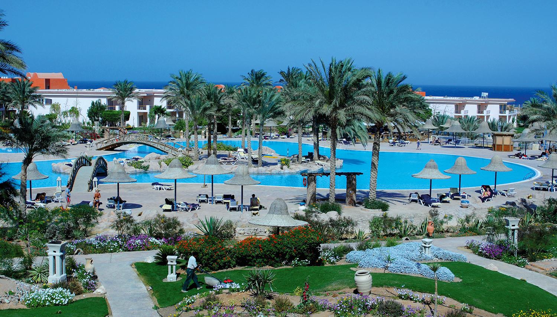 Parrotel Beach Resort (Šarm El Šeiha, Ēģipte)