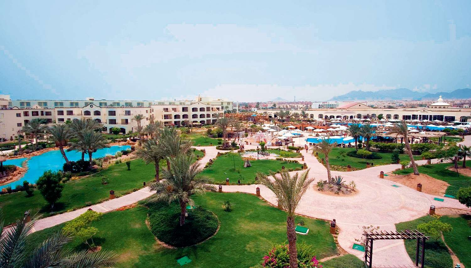 Regency Plaza Aquapark & Spa Resort (Šarm El Šeiha, Ēģipte)