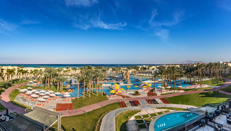 Rixos Seagate Sharm (Šarm El Šeiha, Ēģipte)