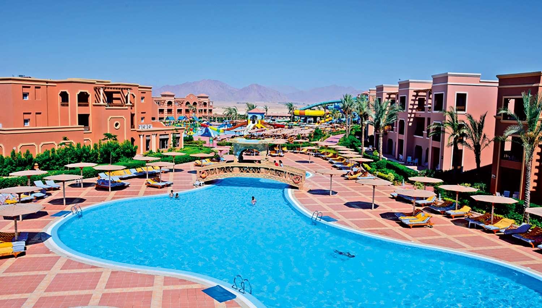 Charmillion Club Aqua Park (Šarm El Šeiha, Ēģipte)